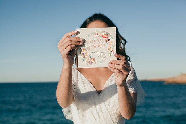 Ibiza Wedding invitations 2